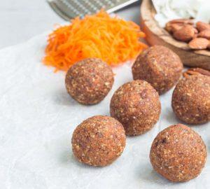 Vegan - raw- balls