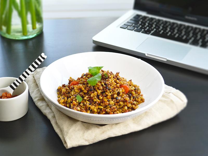 Pranzo Ufficio Vegano : Idee vegan per il pranzo in ufficio ricette facili