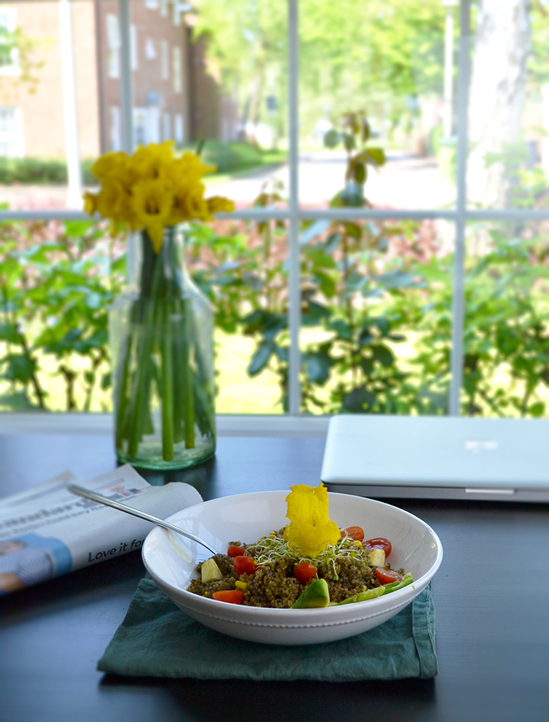 Idee per l 39 ufficio natureat ricette vegane for Idee per ufficio